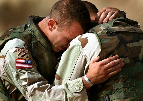 Healing Our Military & Veterans