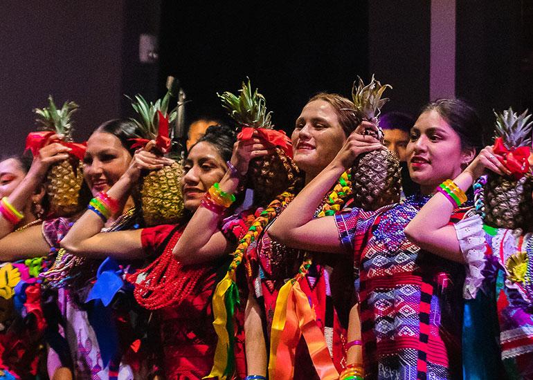 1440 Proud to Host Senderos' Mexican Fiesta