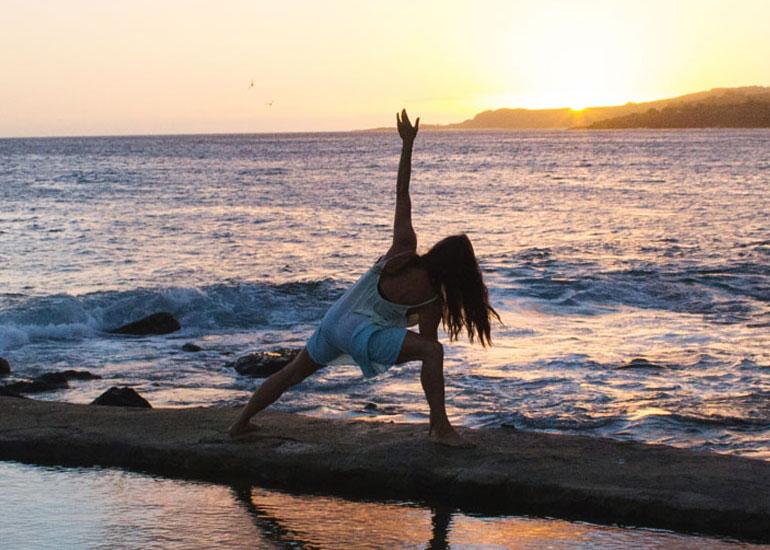 The Evolution of Annie Carpenter's 40-Year Yoga Practice
