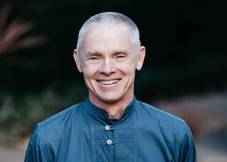 Learning to Trust Yourself: A Conversation with Adyashanti
