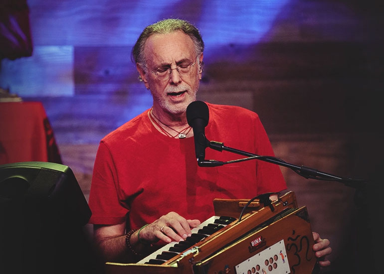 Krishna Das on Mantras, Chanting, Music, and Love