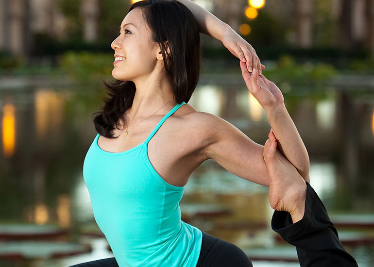 Dr. Ingrid Yang: Using Yoga on the Cancer Journey