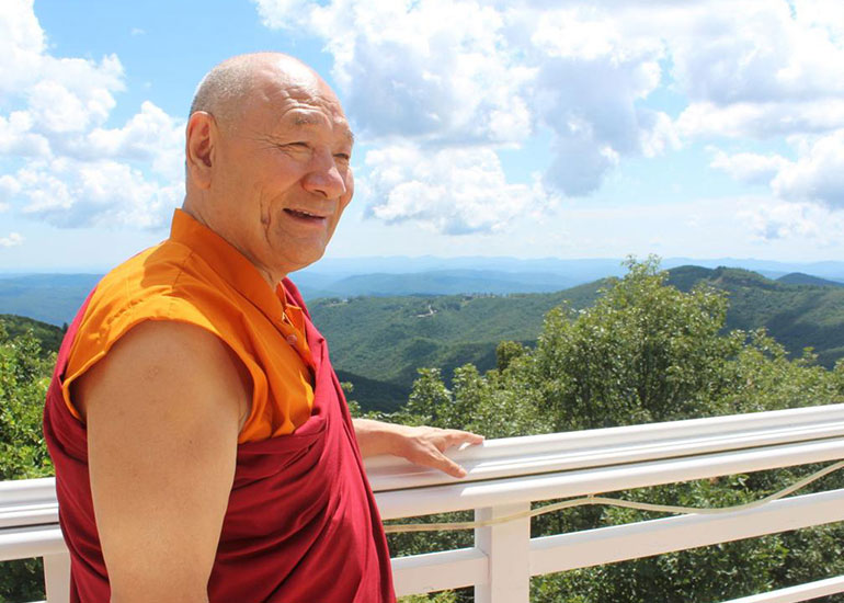 Lama Migmar Tseten on Mindfulness, Meditation, and Spiritual Fulfillment