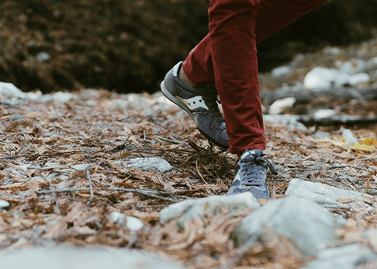 What I Learned From Falling Into the Creek