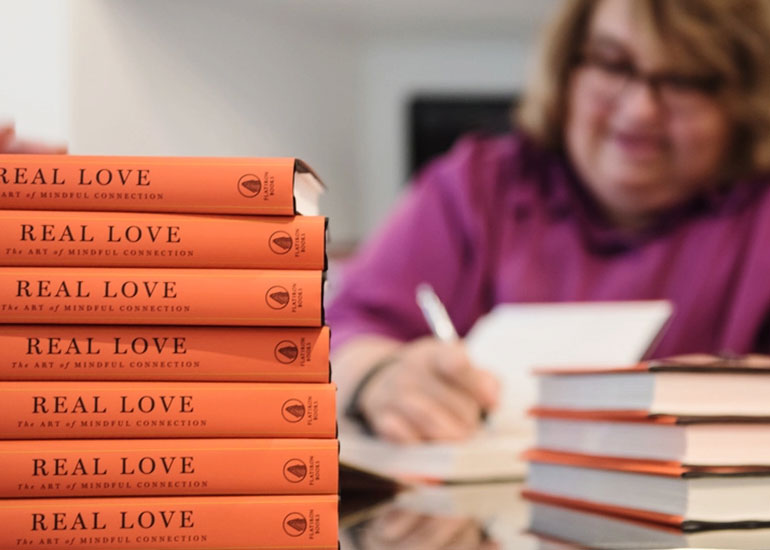 The Myths of Love: A Conversation with Sharon Salzberg
