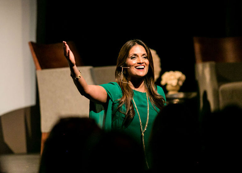Parenting as Spiritual Evolution: A Conversation with Dr. Shefali