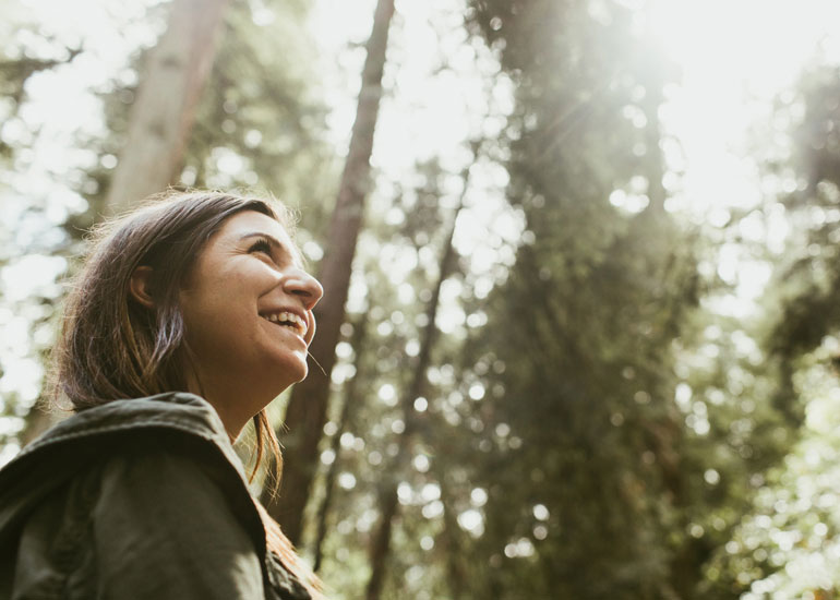 Finding Connection Through Nature: 6 Wise Ways to Ease Anxiety
