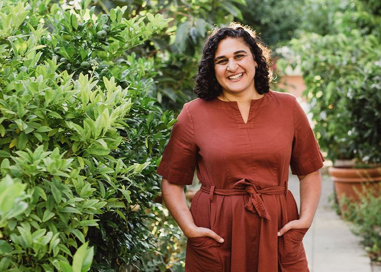 Creativity and Resilience: A Conversation Between Samin Nosrat & Laura Holson