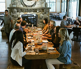 Do you offer private meals in meeting spaces?