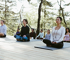 What is the difference between wellness and well-being?