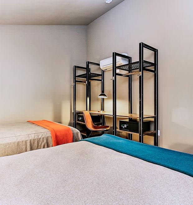 Standard Rooms at 1440 multiversity