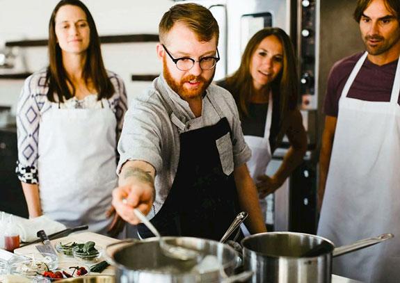 Teaching Kitchen Events